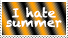 REQUESTED: I hate summer by World-Hero21