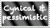 REQUESTED: Cynical and Pessimistic by World-Hero21