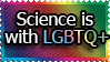 Comm: Science is with LGBTQ+ by World-Hero21