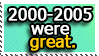 OLD REQ: 2000-2005 by World-Hero21