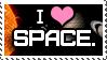 REQ: I luv space.