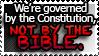 No religion governs us.