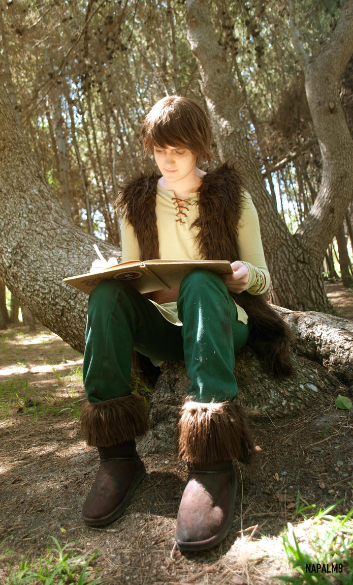 Hiccup Cosplay by napallama