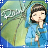 Laughing In The Rain by Jofrenchie