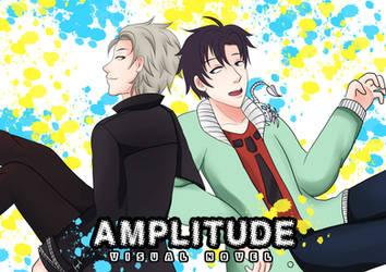 Adam and Jon Amplitude by lonesomeyes