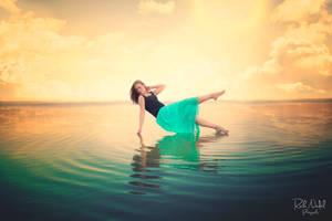 liquid ballerina by Rnadalphotography