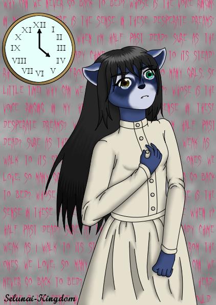 Insomnia by Selunai-Kingdom