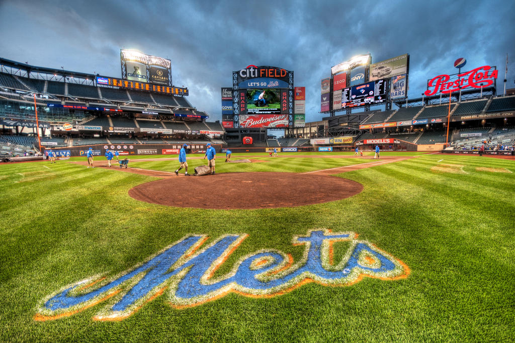 Citi Field HDR by ajagendorf25