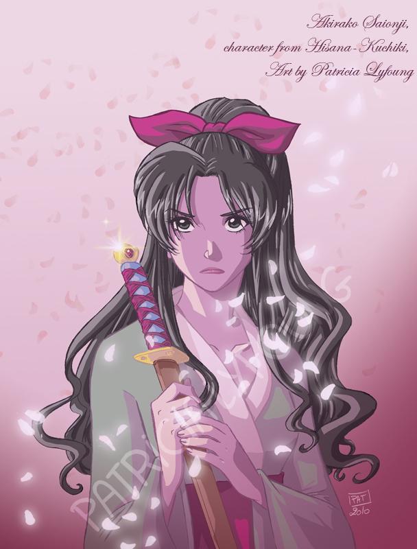 Hisana's kiriban by patriciaLyfoung