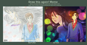 Meme before After