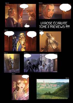 La Rose ecarlate tome 8 previews 02
