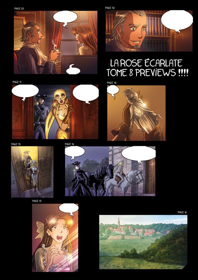 La Rose ecarlate tome 8 previews 02 by patriciaLyfoung