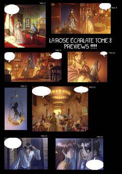 La Rose ecarlate tome 8 previews 03