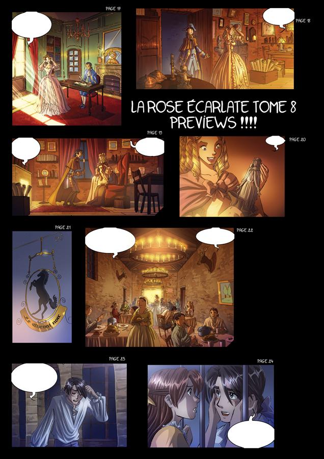 La Rose ecarlate tome 8 previews 03 by patriciaLyfoung