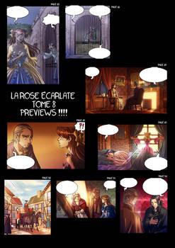 La Rose ecarlate tome 8 previews 04