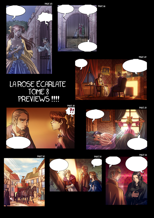 La Rose ecarlate tome 8 previews 04 by patriciaLyfoung