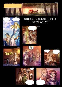 La Rose ecarlate tome 8 previews 05