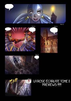 La Rose ecarlate tome 8 previews 06