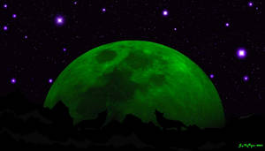 Full Moon Howling - With Scary Story