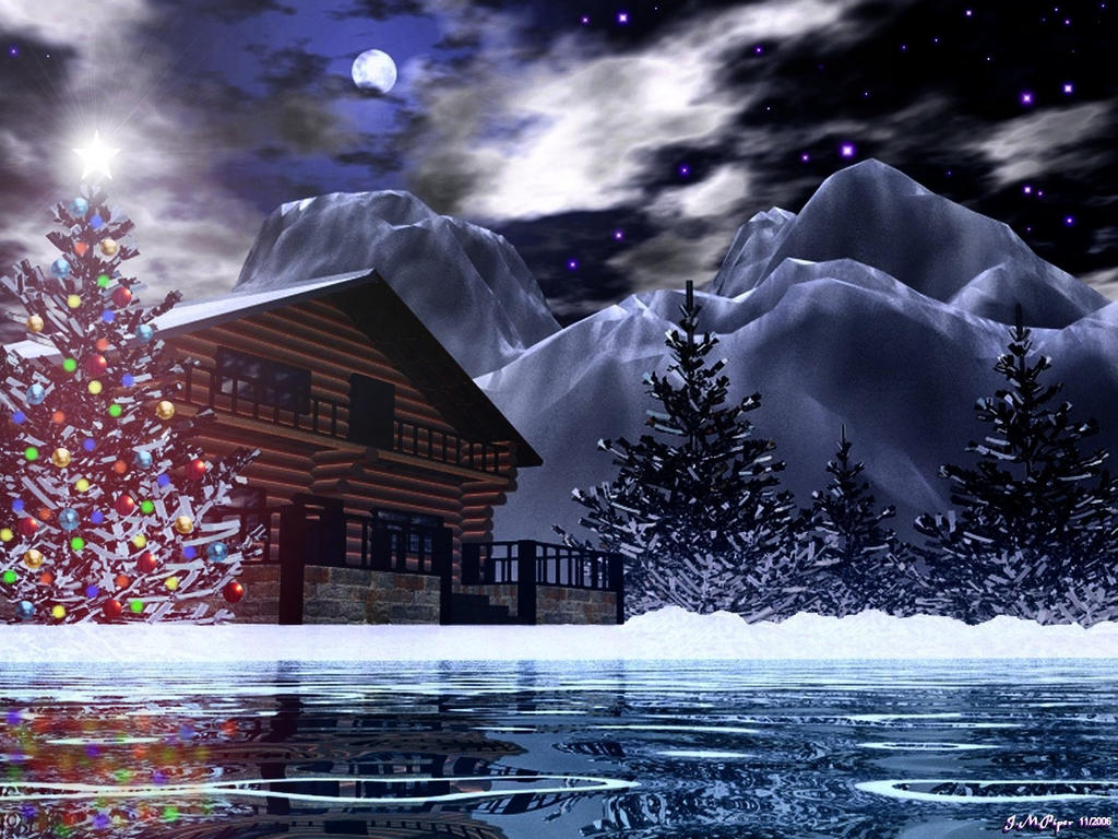 Must see Wallpaper Mountain Christmas - snow_mountain_christmas_by_drumthrasher4hr-dqerjm  Pictures_952957.jpg