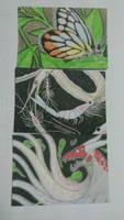 ArtCrossing Gift: Triple ACEOs