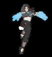 Commission: Eiko by makibo031226