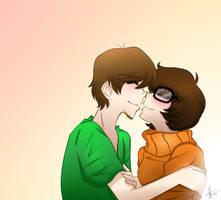 Scooby Doo - Eskimo kisses