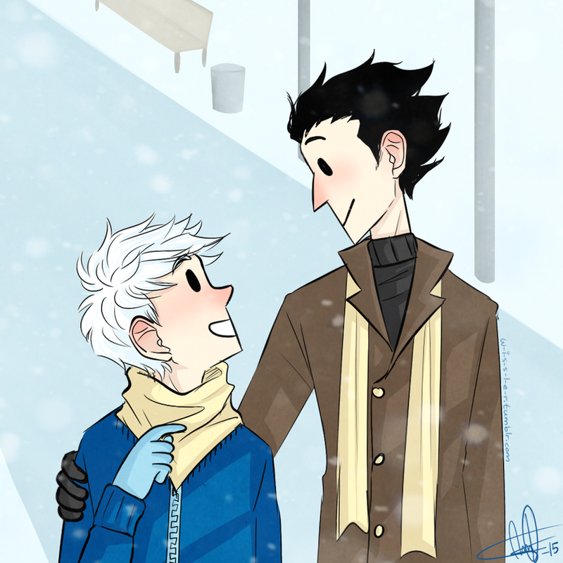 ROTG - Matching scarves by W-i-s-s-l-e-r