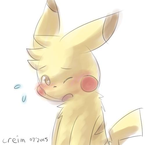 embarrassed by Creim
