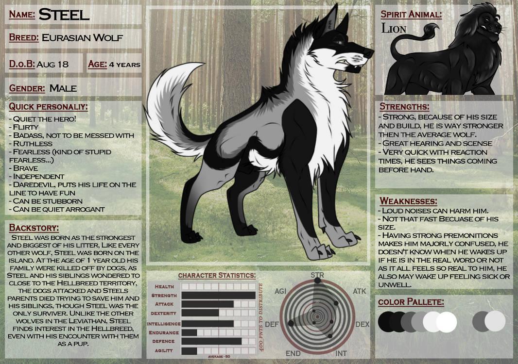 Leviathan Spirit Characteristics