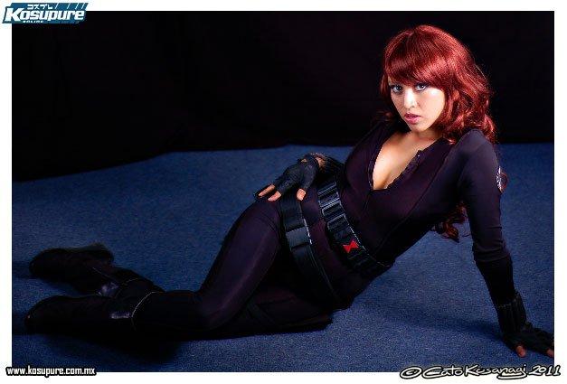 Black Widow 4 by HikariKosmaker