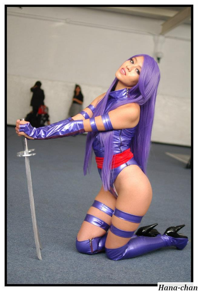 Psylocke 2 by HikariKosmaker