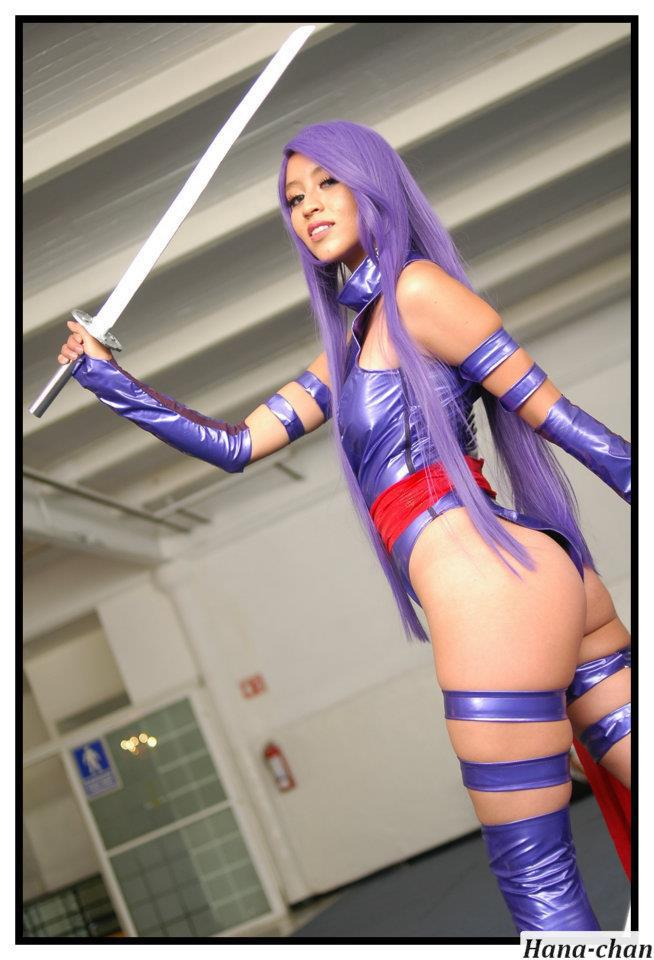 Psylocke 3 by HikariKosmaker
