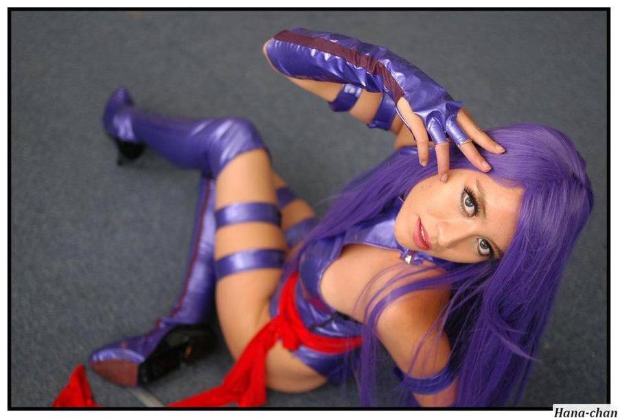 Psylocke by HikariKosmaker