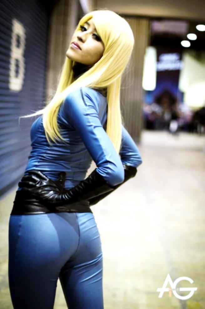 the invisible woman   hikari kosmaker   sexy cosplayers