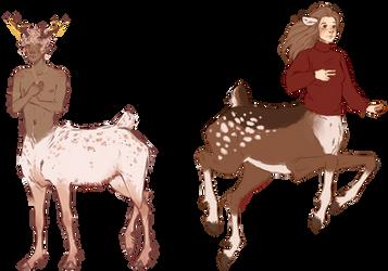 Oh Deer by Vexxmoor