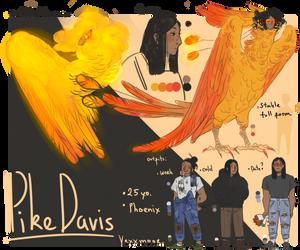 Pike Davis by Vexxmoor