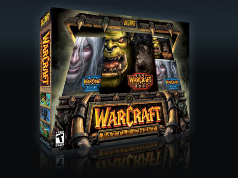 Warcraft 3 Battle Chest