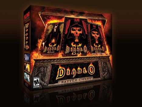 Diablo 2 Battle Chest