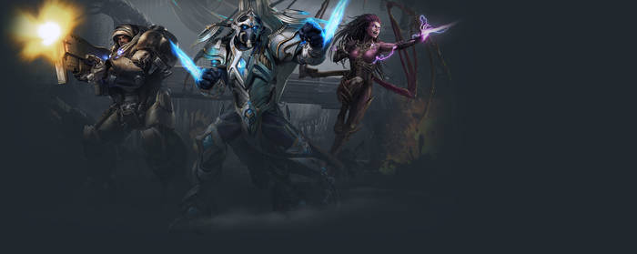Starcraft 2 Big Three