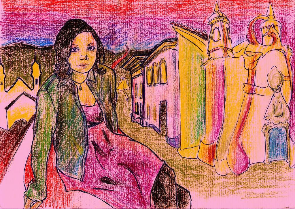 Ouro Preto Julia by PedroAcedina