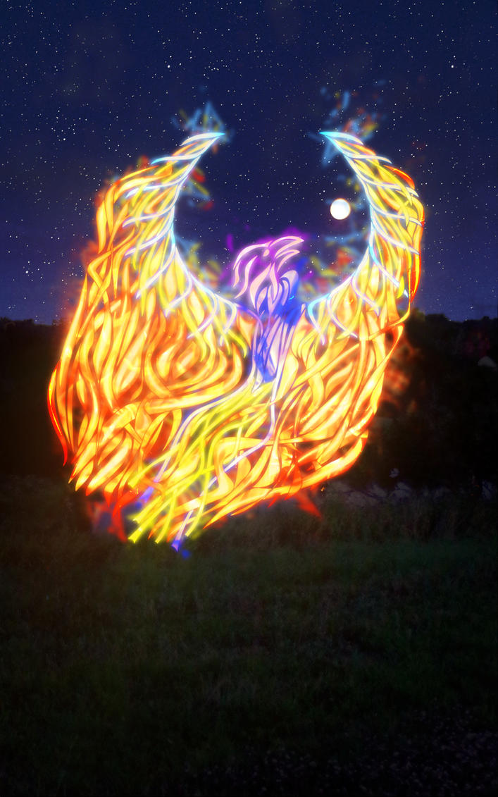 Phoenix by outolumo