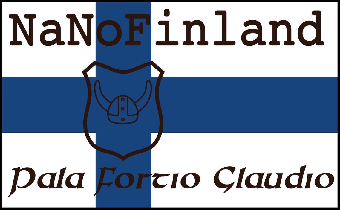 Nanofinland Logo by outolumo