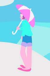 Rainbow Quartz 2.0  by Adelgirl
