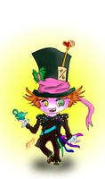 The Madhatter by aboywithnoname