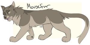 Warrior Cats Designs -- Mousefur