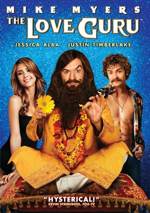 The Love Guru (DVD) Michael Myers, Justin Timberlake
