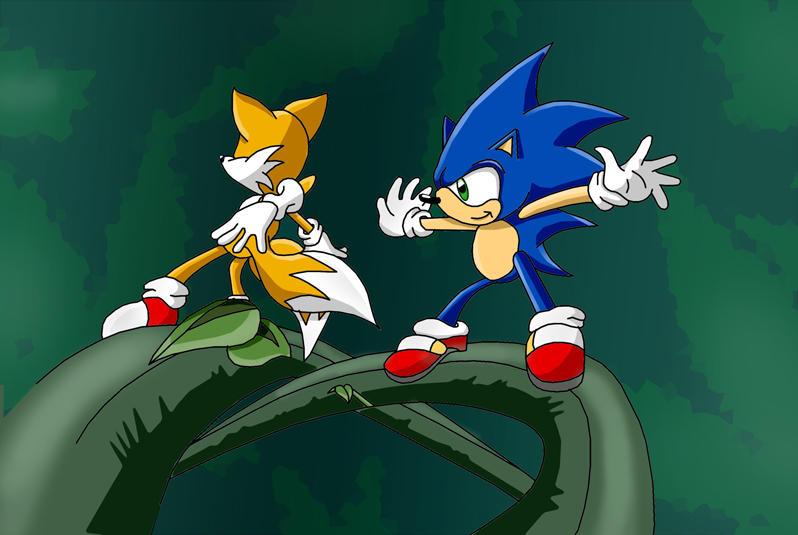 Sonic Grinding by yohyoh