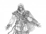 ezio auditore by eduarc23