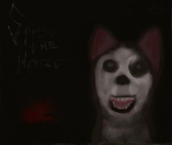 Smile Dog.jpg (CREEPYPASTA) by DefineAmare